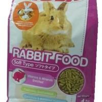 Pakan Makanan Kelinci NOVA RABBIT FOOD Original 1KG