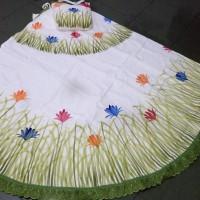 Mukena Lukis Handmade