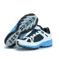 Sepatu Running KETA 190 White Navy  #Jogging / Olahraga / Sport