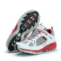 Sepatu Running KETA 190 White Red #Jogging / Olahraga / Sport