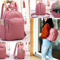 Tas Ransel/Backpack Wanita/Tas Punggung Fashion Tipe 21838SN