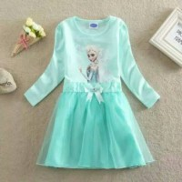 Baju Anak Korea Dress