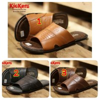 SANDAL PRIA CASUAL KICKERS PRIME CONCEPT GENUINE LEATHER