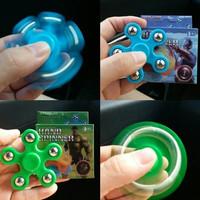EXCLUSIVE Fidget Spinner 5 Sisi / mainan spiner  PALING MURAH