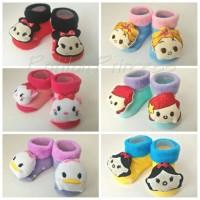 3D Baby Socks - Kaos Kaki Bayi 3D Disney Tsum Girl