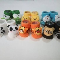 3D Baby Socks - Kaos Kaki 3D Bayi Kartun - Disney Boy/Girl