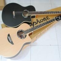 gitar akusti apx500ii custom COD surabaya