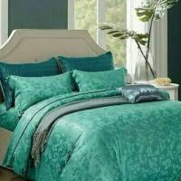 Bedcover set kain king koil 160x200x30