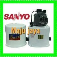 "Pompa air Jet pump 250 watt Otomatis SANYO"" PDH 250 B Tanpa Mata jet"