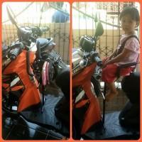 Kursi Bonceng Boncengan Anak Motor Yamaha Xride X-ride
