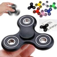 Fidget Spinner Hand Spinner Fidget Toys Ceramic Ball Bearing Tri Besi