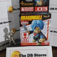 Bandai Snap Heroes Dragon Ball 03 Future Trunks