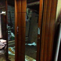 lemari sliding 3 pintu cutom khusus