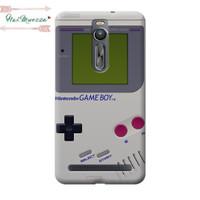 Custom Case Asus Zenfone 2 ( 5,5 Inch) motif Gameboy Nintendo