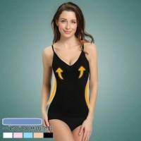 Cami Secret Slimming Suit Atasan Baju Pelangsing Munafie Belt Power