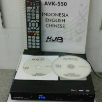 Dvd karoke avante AMK 220 20.000 lagu