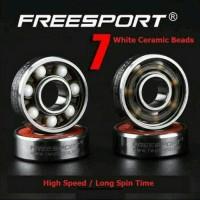 Bearing ceramic 608 spinner tengah laher bearing keramik freesport