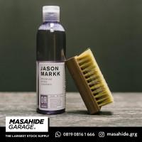 Jason Markk - 8oz (236ml) + Premium Brush Shoe Cleaner (Package)