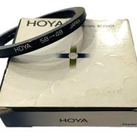 Hoya Step Down Ring 58-49mm