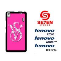 Casing HP Lenovo A7000, A7000 Plus, K3 Note victorias secret monogram
