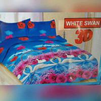 Sprei Bonita No.1 White Swan 3D
