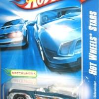 Hot Wheels 2007 DODGE SIDE WINDER
