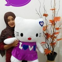 Boneka Hello kitty ABG