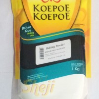 BAKING POWDER CAP KOEPOE KOEPOE/ BAKING POWDER CAP KUPU KUPU 1KG