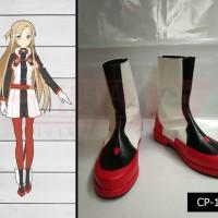 Sepatu Cosplay Sword Art Online Ordinal Scale Asuna