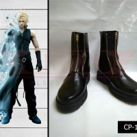 Sepatu Cosplay Final Fantasy 7 Cloud