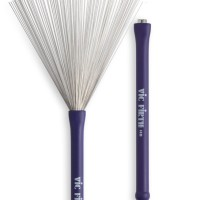 Stick Drum Vic Firth - Heritage Brush (Rubber Handle)