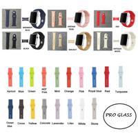 Apple Watch iWatch 38/40mm rubber Sport Strap Band Premium series 1-4