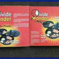 Divide Wonder PAN Set Panci Masak Pemanggang Alat Masak Griller