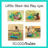 Sewa Little Tikes 5in1 Play Gym