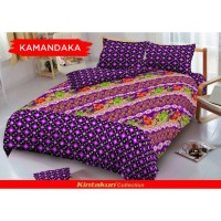Sprei King Kintakun 3D Santika Deluxe / D'luxe Batik Kamandaka