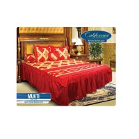 Sprei Rumbai King California motif Mukti