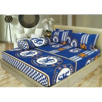 Sprei Lady Rose 180x200 King terlaris Chelsea