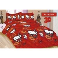 Sprei King Bonita Batik Kitty