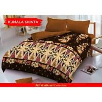 Sprei Queen Kintakun 3D Deluxe / D'luxe Batik Kumala Shinta