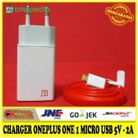 Charger Casan OnePlus One 1 MICRO USB ORIGINAL 100% 5V - 2A
