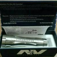 AV Timekeeper Revolver (Authentic) Mech Mod Not Able Mod