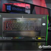 Razer Blackwidow Chroma v2 yellow switch