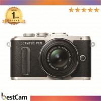Olympus PEN E-PL8 Kit Lens 14-42mm - Hitam