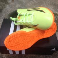sepatu futsal anak adidas f5 in earth original