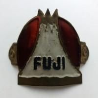 Emblem sepeda Jepang Fuji totokan peneng