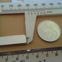 N52 30x10x5 mm Magnet Super Strong / Kuat Neodymium Kotak/ Block/ Blok
