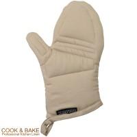 Cook & Bake OVEN MITT / SARUNG TANGAN MASAK - BEIGE