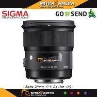 SIGMA 24mm F/1.4 DG HSM (A)