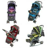 Pliko Grande 268 Baby Stroller / Kereta Dorong Bayi