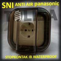 stopkontak stop kontak tutup outdoor ib waterproof panasonic anti air